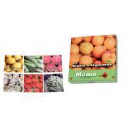 Mémo des fruits et légumes