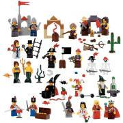 """Boîte """"Figurines fantastiques"""", 227 pièces et accessoires"""