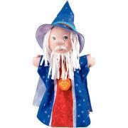 Marionnette à main, Le magicien