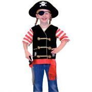 Déguisement, Pirate + accessoires