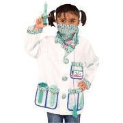 """Déguisement """"Docteur"""" + accessoires"""