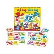 Red dog blue dog