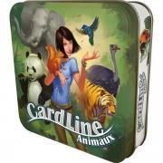 Asmodee - Jeu de société - Cardline animaux