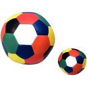 Balle arlequin diamètre 8 cm