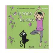 Livre Le yoga de Kika