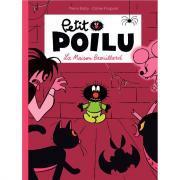 Livre Petit Poilu : la maison brouillard