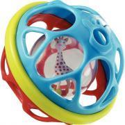 Soft balle en plastique, diamètre 10,5 cm