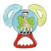 Anneau de dentition vibrant Sophie la Girafe