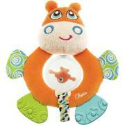"Hochet jouet ""Monsieur Hippo"""