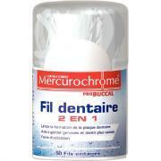 Fil dentaire 2en1 - Boite de 50