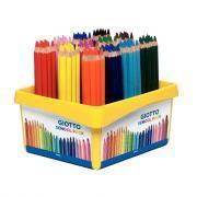 Crayons de couleur Mega 5.5mm - Classpack de 108