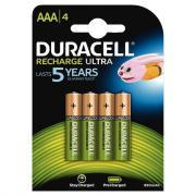 Accu DURACELL AAA850A Ultra Power - Blister de 4