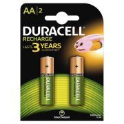 Accu DURACELL AA 1300A PLUS Power - Blister de 2