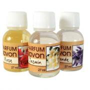 Parfums pour savon - Lot de 3