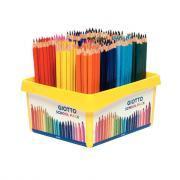 Crayons de couleur Elios triangulaires assortis - Classpack de 192