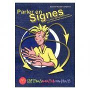 Livre Parler en signes
