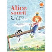 Livre Alice Sourit