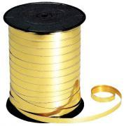 Bolduc lisse - 250mx7mm - Or métallisé