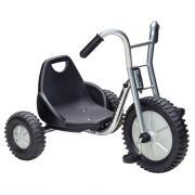 Tricycle rider 3-7 ans silver