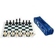 Jeu d'échecs au sol 50x50cm