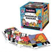 Asmodee- Jeu de société - Brain Box - Monsieur Madame