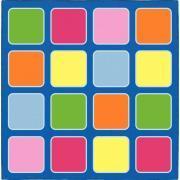 Tapis de regroupement 200x200 cm 16 carrés