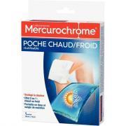 Poche chaud-froid Mercurochrome réutilisable
