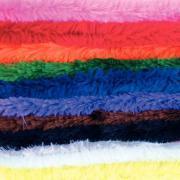 Chenilles maxi, coloris assortis - Sachet de 50