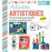 Livre Activités artistiques
