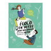 Livre Ecolo en herbe pour une planète au top
