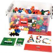 Box éducation 400 pièces MIDI, couleurs basiques