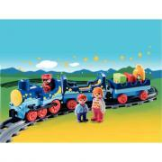 Train étoilé + personnages