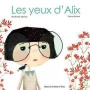 Livre Les yeux d'Alix