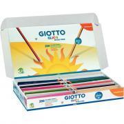 Classpack de 288 crayons de couleur ELIOS triangulaires assortis