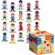 Mémory 40 pièces les enfants du monde
