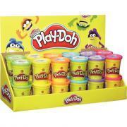 Pâte à jouer extra souple Play-Doh - Classpack de 24 pots