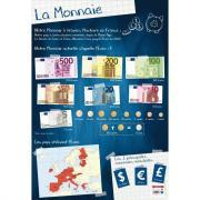 Poster PVC 76x52cm la monnaie