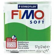 Pâte à modeler Fimo Soft, 57 grammes, vert tropique