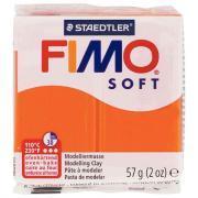 Pâte à modeler Fimo Soft, 57 grammes, mandarine