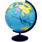 Globe géographique non lumineux - Diamètre 30 cm
