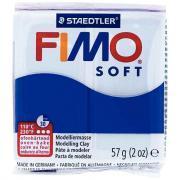 Pâte à modeler Fimo Soft, 57 grammes, bleu pacifique