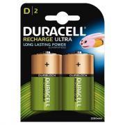 Piles rechargeables HR20 - 2200mAh - Blister de 2