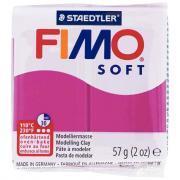 Pâte à modeler Fimo Soft, 57 grammes, framboise
