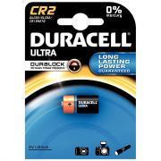 Pile lithium 3V CR2 Duracell Ultra Photo