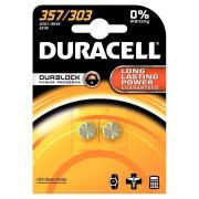Pile bouton 1,5V SR44 Duracell Electronics