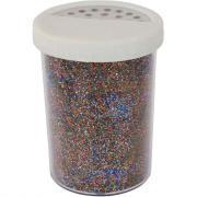 Poudre scintillante - Multicolore - Salière de 115g