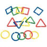 Maillon géométrique - Sachet de 500