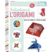 """Manuel """"Initiation à l'origami"""""""