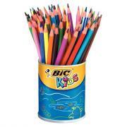 Crayons de couleur Evolution - Pot de 60