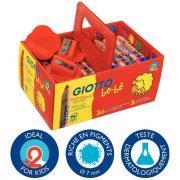 Crayons de couleur Maxi Bébé - Schoolpack de 36 crayons